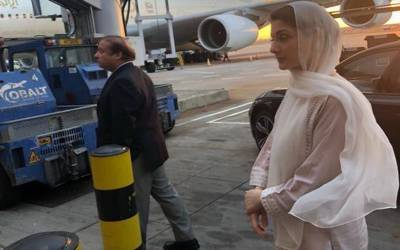 نواز شریف کا اپنی والدہ کو فون، وطن واپسی کی اجازت طلب کی