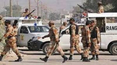 سندھ میں رینجرزکے خصوصی اختیارات میں 90 روزکی توسیع