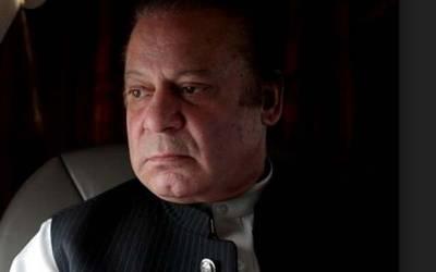 پاکستان کو میدان جنگ بنا دیا گیا ہے :نوازشریف کی طیارے میں گفتگو