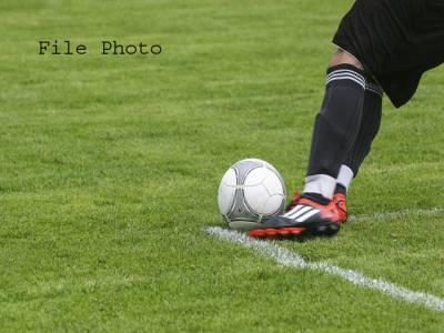 اسرائیلی بمباری سے اپاہج ہونیوالے فلسطینیوں نے فٹبال ٹیم بنالی