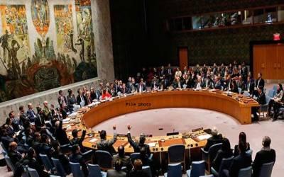 سلامتی کونسل نے جنوبی سوڈان پرہتھیاروں کی پابندی عائد کر دی