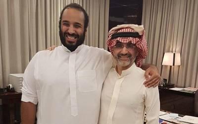 سعودی شہزادہ ولید بن طلال کو ولی عہد محمد بن سلمان نے قید کر کے رکھا لیکن اب دونوں اکٹھے کیا کر رہے ہیں ؟ تازہ تصویر دیکھ کر آپ کا بھی منہ کھلا کا کھلا رہ جائے گا