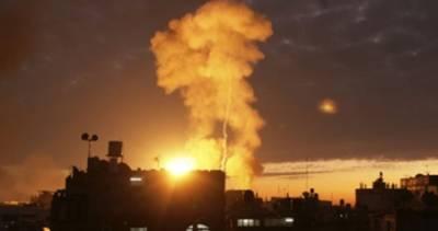 غزہ کی سرحد پراسرائیلی فوج کی بمباری،فائرنگ سے مزید 2 فلسطینی شہید