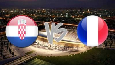 فٹبال ورلڈ کپ کا فائنل آج فرانس اور کروشیا کے درمیان رات 8 بجے کھیلا جائے گا