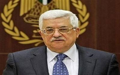 اسرائیل کی غیر قانونی تعمیرات سے خطرناک بحران کا خدشہ ہے:فلسطینی صدر