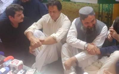 مستونگ خودکش حملہ ملک کا سب سے بڑا سانحہ،عام انتخابات کا التواءدہشتگردوں کی کامیابی ہوگی :عمران خان کا اداروں اور عوام سے ملکر دشمن کو شکست دینے کا عزم