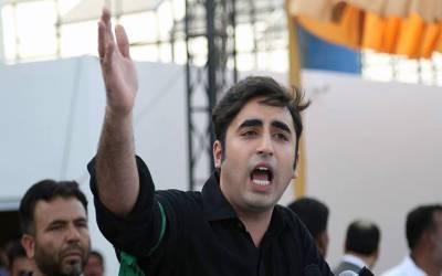 خان صاحب کی بھول ہے کہ سازش کرکے وزیراعظم بن سکتے ہیں، کسی قسم کی سازش کامیاب نہیں ہونے دیں گے:بلاول بھٹو زرداری