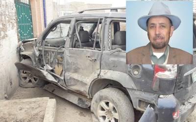 کلاچی میں خودکش حملے میں زخمی اکرام خان گنڈا پور سی ایم ایچ پشاور منتقل،آپریشن جاری