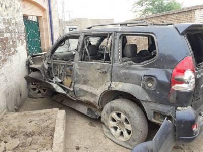 انتخابی مہم میں مصروف اکرام اللہ خان گنڈاپور پر خودکش حملہ، ذمہ داری قبول کرلی گئی