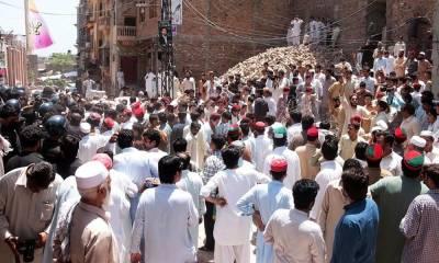 اے این پی اور پی ٹی آئی کارکنوں میں جھگڑا، تحریک انصاف کا ایک کارکن جاں بحق ، 4 زخمی