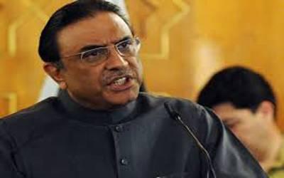 سابق صدر آصف زرداری نے بھی ووٹ کاسٹ کردیا