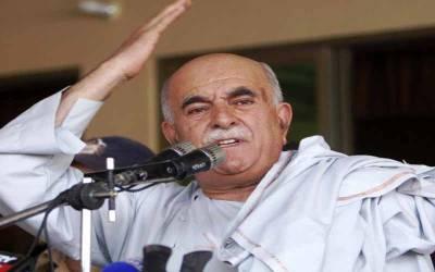 محمود اچکزئی کے عملہ کے 200کارکنان کا پولنگ سٹیشن پر دھاوا، انتخابی سامان ساتھ لے گئے