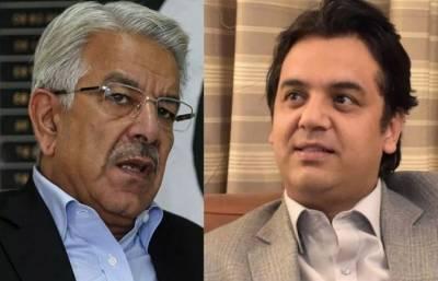 این اے 73 سیالکوٹ، خواجہ آصف نے تحریک انصاف کے عثمان ڈار کو ہرادیا، بازی پلٹ گئی