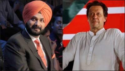 عمران خان معاشرے کو دینے والا شہری ہے، کبھی کچھ لے گا نہیں : بھارتی سابق کرکٹر اور سیاستدان نوجوت سنگھ