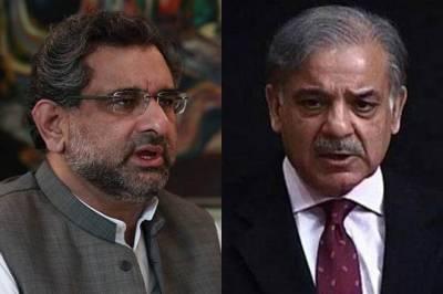 شاہد خاقان عباسی کی دوبارہ گنتی کی درخواست مسترد