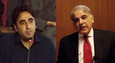 'شہبازشریف اور بلاول بھٹو نے فضل الرحمان سے کہا ہے کہ ۔ ۔۔' کامران خان نے تہلکہ خیز دعویٰ کردیا