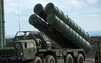 چین نے روس سے ایس 400 میزائل کی لانچنگ بیٹری حاصل کرلی