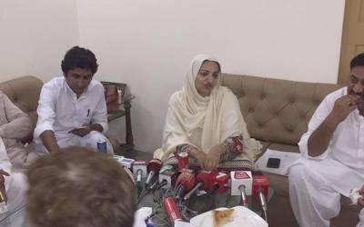 الیکشن کمیشن میرے حلقے میں ووٹوں کی دوبارہ گنتی کے احکامات دے ورنہ میں ۔۔۔سائرہ افضل تارڑ نے دھمکی دے دی