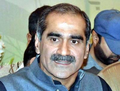 دوبارہ گنتی میں بھی ہار جانے پر سعد رفیق کا پہلا بیان سامنے آ گیا، عمران خان سے ایسا مطالبہ کر دیا کہ ان کی ہنسی نکل جائے گی
