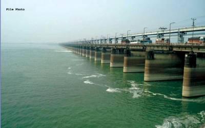 دہلی، دریائے جمنا کی آبی سطح خطرے کے نشان سے بلند