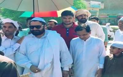 پی پی 46 گوجرانوالہ سے آزاد امیدوار سعید الحسن کا تحریک انصاف میں شمولیت کا فیصلہ