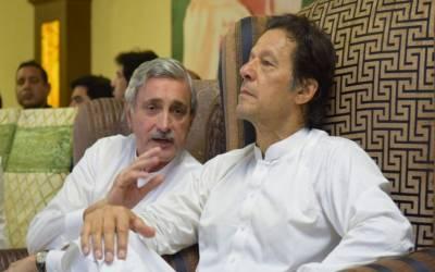 عمران خان کی ہدایت پر جہانگیر ترین کراچی روانہ، ایم کیو ایم رہنما خالد مقبول صدیقی سے ملاقات کرینگے