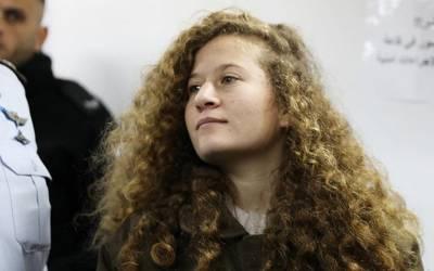 سولہ برس کی وہ لڑکی جو فلسطینیوں کی راہبر بن گئی