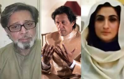 عمران خان کی کامیابی کے بعد بشری بی بی کے سابق شوہرنے ایسی بات کہہ دی کہ پاکستان کے تمام شوہر حضرات اپنا سر پکڑ کر بیٹھ جائیں گے