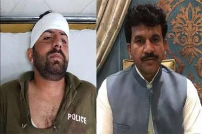 پولیس اہلکاروں پر تشدد، پی ٹی آئی رکن اسمبلی کا 5 روزہ جسمانی ریمانڈ