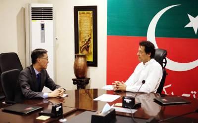 """""""ہم پی ٹی آئی کی اس کام کی حمایت کرتے ہیں"""" چین نے عمران خان کیلئے بڑا اعلان کر دیا"""