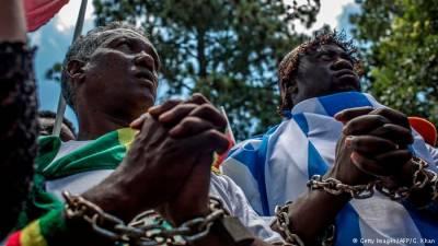 جدید دور میں بھی چار کروڑ غلاموں سے جبری مشقت لئے جانے کے انکشافات نے انسانی حقوق کے علمبرداروں کی ساکھ پر سوالیہ نشان لگادیا