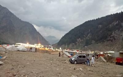 گلگت اورسکردو کے لوگ ہم سے زیادہ محب وطن ،ان علاقوں میں ہرپتھرپرپاکستان لکھا ہے، چیف جسٹس پاکستان