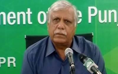 سچ ہے نوازشریف ہسپتال میں علاج سے ہچکچارہے تھے،نگران وزیر داخلہ پنجاب