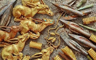 مسلمان ملک میں 2800 سال پرانی قبر کھولی گئی تو اندر سے ایسی چیز نکل آئی کہ کھودنے والوں کی خوشی کی انتہا نہ رہی، وہاں پر۔۔۔