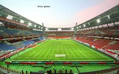 بیلجیئم : فٹ بال سٹیڈیم میں خود کش دھماکہ