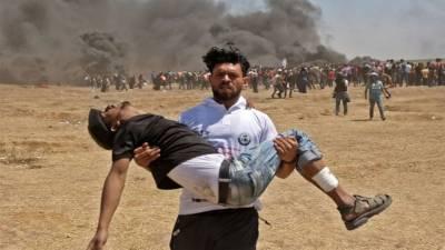 اسرائیلی فوجی فلطینیوں کے خلاف ہڈیاں پاﺅڈر بنانے والی گولیاں استعمال کرنے لگے ، دردناک انکشاف