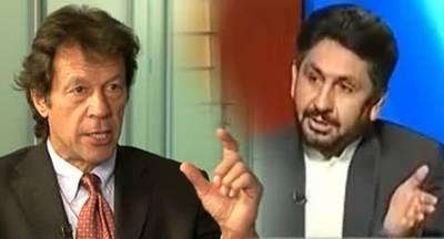 """"""" الیکشن سے 10دن پہلے ہی عمران خان پر یہ کتاب میں نے چھاپنے کیلئے دے دی""""کتاب کا نام کیا ہے ؟ سلیم صافی کا ایسا انکشاف کہ عمران خان بھی دنگ رہ جائیں گے"""
