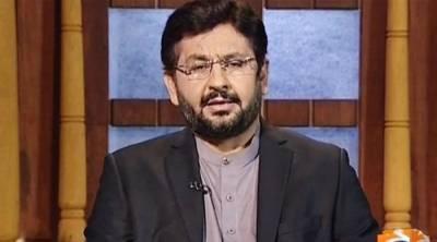 الیکشن کی رات 2بجے میں نے ٹی وی پر یہ بات کہی تو جیو کو بند کرنے کی دھمکی دی گئی، جس کے بعد مجھے پینل سے اٹھنا پڑا: سلیم صافی