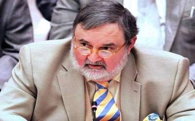 کوئی بھی سی پیک کی کامیابی میں رکاوٹ نہیں بن سکتا: نگران وزیرخارجہ عبداللہ حسین