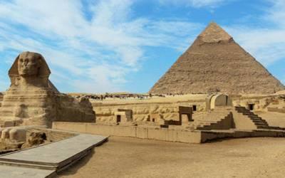 اہرام مصر میں خفیہ کمرہ دریافت، اس کا مقصد کیا ہے؟ سائنسدانوں نے ایسا دعویٰ کردیا کہ پوری دنیا دنگ رہ گئی