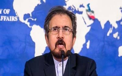 امریکی پابندیاں اوردباؤبات چیت کے اصولوں سے متصادم ہیں:ایران