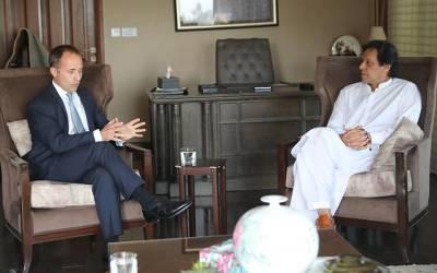 چینی اور سعودی سفیر کے بعد ایک ایسی شخصیت عمران خان سے ملاقات کیلئے پہنچ گئی کہ ہر پاکستانی خوشی سے اچھل پڑا، جان کر آپ بھی بے حد خوش ہو جائیں گے