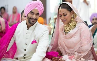 خفیہ شادی کرنے کی بہت بڑی قیمت چکانی پڑی : اداکارہ نیہا دھوپیا