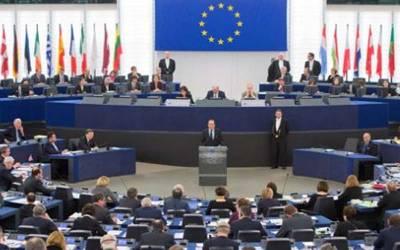 یورپی یونین کی طرف سے روس پر مزید پابندیاں عائد کرنے کا اعلان
