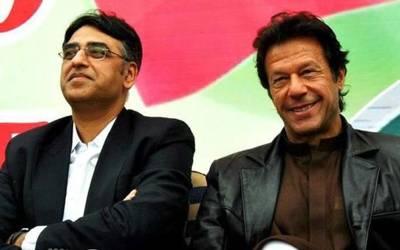 ڈالر کی قدر میں کمی کے لئے عمران خان کا اسد عمر کو ٹاسک