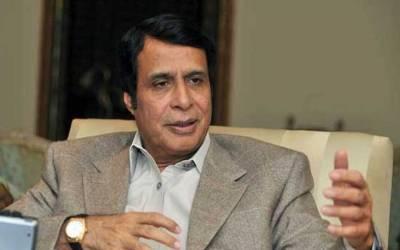 پنجاب کے وزیراعلیٰ کا فیصلہ پی ٹی آئی نے کرناہے: پرویز الہٰی