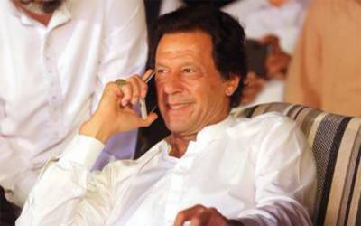 عمران خان نے بنی گالہ آنے والے رہنماﺅں کے موبائل فون لانے پر پابندی عائد کردی