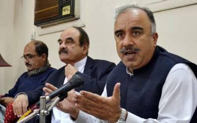 تحریک انصاف کے امیدوار شاہ فرمان ووٹوں کی دوبارہ گنتی پر ہار گئے لیکن اب وہ صوبائی اسمبلی میں کیسے بیٹھیں گے ؟مخالفین کے لیے حیران کن خبر آگئی