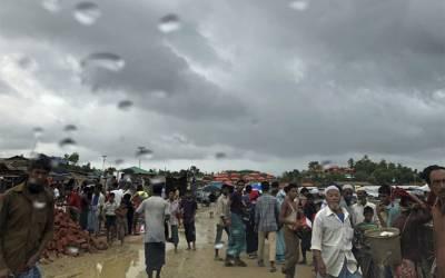 دنیا کی مظلوم ترین دربدر مسلمان اقلیت روہنگیا پر ایک آفت اور ٹوٹ پڑی