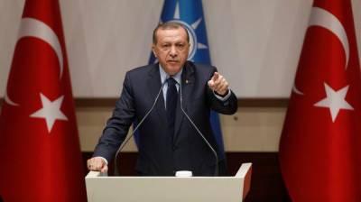 ترک صدر کا دو امریکی وزیروں کے اثاثے منجمد کرنے کا اعلان